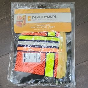 NATHAN Tri-Color Reflective Vest